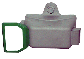 Ручка-замок с устройством аварийного открывания